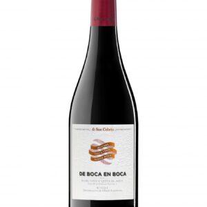 De Boca en Boca Red Wine 2019 0,75cl- San Cebrín