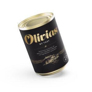 Gourmet Marinated Olives Original Can 4.25 kg – Olivias