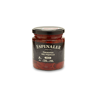 Piquillo Peppers 225g- Espinaler