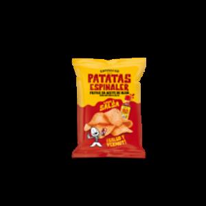 Spicy Potato Chips Bag 50g- Espinaler