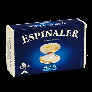 Clams in Brine 15/20 OL-120 – Espinaler