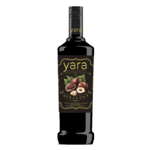 Hazelnut Liqueur 70cl- Yara