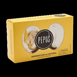 Cockle in Brine (Small) OL-120 – Pepus