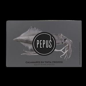 Squid in Ink (Pieces) OL-120 – Pepus