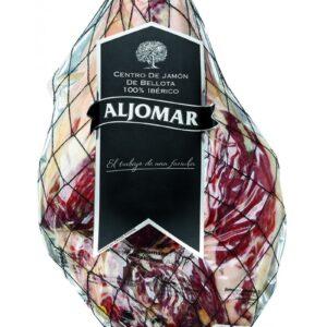 Acorn-Fed Iberico Pork Ham Boneless 100% Iberico Breed 3-5kg- Aljomar