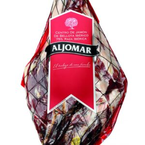 Acorn-Fed Iberico Pork Ham Boneless 75% Iberico Breed 3-5kg – Aljomar