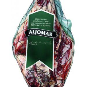 Iberico Pork Ham Natural Range Feed Boneless 50% Iberico Breed 3-5kg – Aljomar