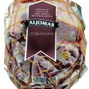 Cereal-Fed Iberico Pork Shoulder Boneless 50% Iberico Breed 2-3kg – Aljomar