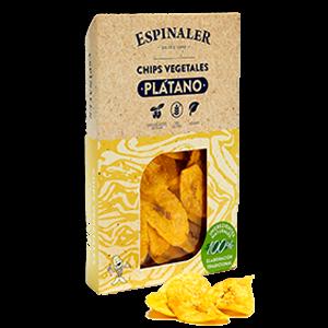 Banana Chips 80g- Espinaler