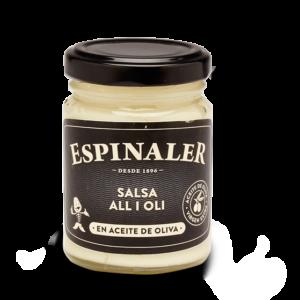 Alioli Sauce T-140g- Espinaler