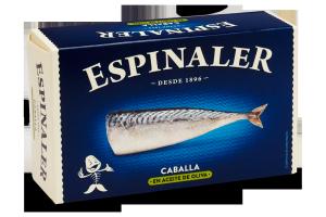 Mackarel Fillets OL-120 – Espinaler
