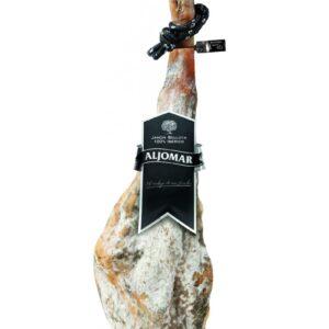 Acorn-Fed 100% Iberico Pork Ham 7-9,5kg- Aljomar