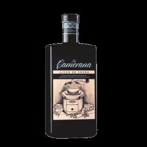 Cream Pomace Liqueur 70cl- La Camerana Premium
