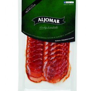Sliced Cereal-Fed Iberico Cured Loin 50% Iberico Breed 100g- Aljomar
