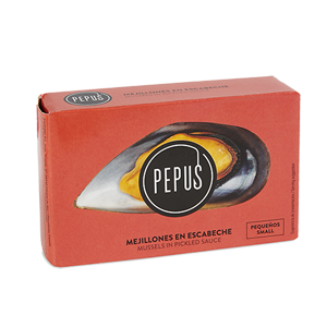 Mussel in Pickled Sauce (Small) OL-120 – Pepus