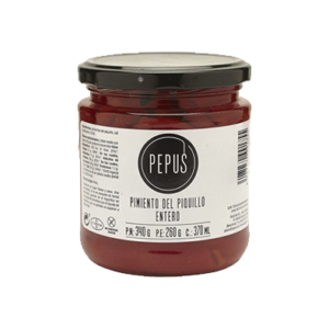 Piquillo Pepper 340g- Pepus