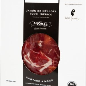 Acorn-Fed 100% Iberico Pork Ham Handcut 100g- Aljomar