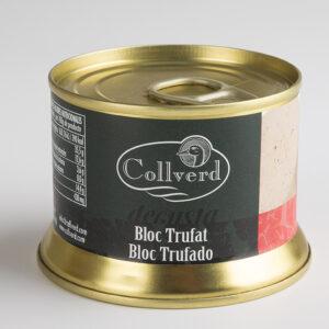 Truffled Block Foie Gras 130 gr – Collverd