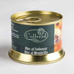 Quince Block Foie Gras 130 gr – Collverd