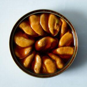 Pickled Fried Mussels 20/22  270g- Ramon Peña