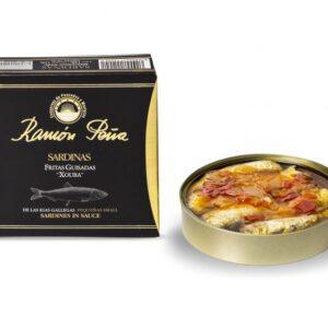 """Stewed Sardines """"Xoubas"""" 115g – Ramon Peña"""
