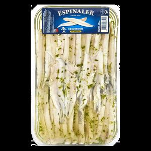 Anchovy in Vinegar 80/140 gr Platter – Espinaler