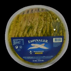 Anchovy in Vinegar 400g Platter – Espinaler