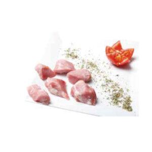 Diced Iberico Pork 1-1,2kg- Aljomar
