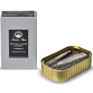 Diced Garfish in Olive Oil 115g- Ramon Peña