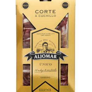 Tribute Don Alfonso Handcut Ham Unique Gold Label 80g – Aljomar