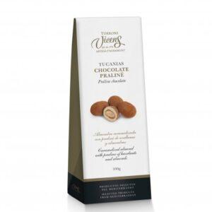 Tucanias Praline Chocolate 100g – Torrons Vicens