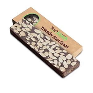 Milk Chocolate with Almond Organic Nougat 200g Bio – Torrons Vicens