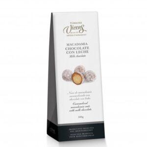 Macadamia Milk Chocolate 100g – Torrons Vicens
