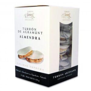Agramunt Almond Nougat 5x30g – Torrons Vicens