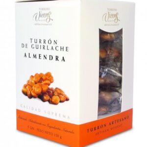 Almond Guirlache Nougat 5x30g – Torrons Vicens