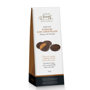 Candied Orange Slices with Chocolate 100g – Torrons Vicens
