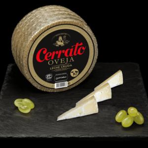 Sheep Raw Milk Aged Cheese 250g/ 750g/ 950g/ 1,5kg/ 3kg- Quesos Cerrato
