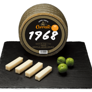 Strong Flavour Sheep Cow Raw Milk Cheese 250g/ 750g/ 950g/ 1,5kg/ 3kg- Quesos Cerrato