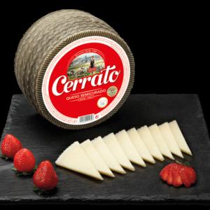 Semi Cured Sheep Cow Cheese 250g/ 750g/ 950g/ 1,5kg/ 3kg- Quesos Cerrato
