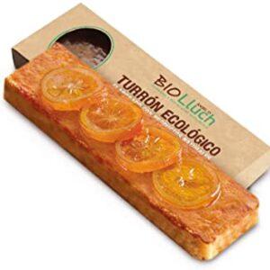 Caramelized Egg Yolk Orange Organic Nougat 200g Bio – Torrons Vicens