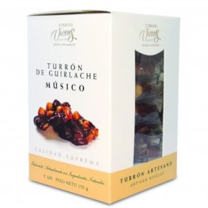 Mix Nuts Guirlache Nougat 5x30g – Torrons Vicens