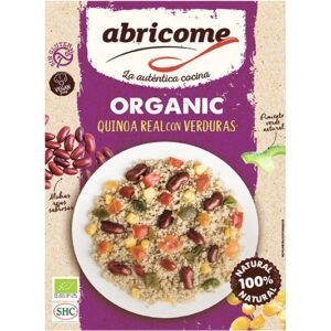 Organic royal quinoa with vegetables – Abricome