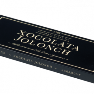 Chocolate cocoa 90% Jolonch case 100 gr – Torrons Vicens