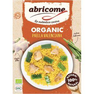 Organic Valencian paella – Abricome