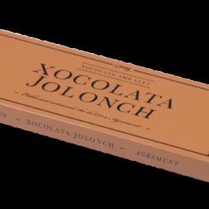 Milk Chocolate Case Jolonch 100 gr – Torrons Vicens