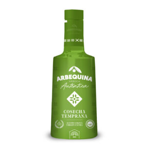 ARBEQUINA EXTRA VIRGIN OLIVE OIL EARLY HARVEST 500ML