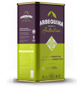 NATURAL EXTRA VIRGIN OLIVE OIL CAN 3 L