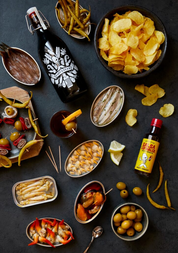 The Gourmet Corporation Spanish seafood