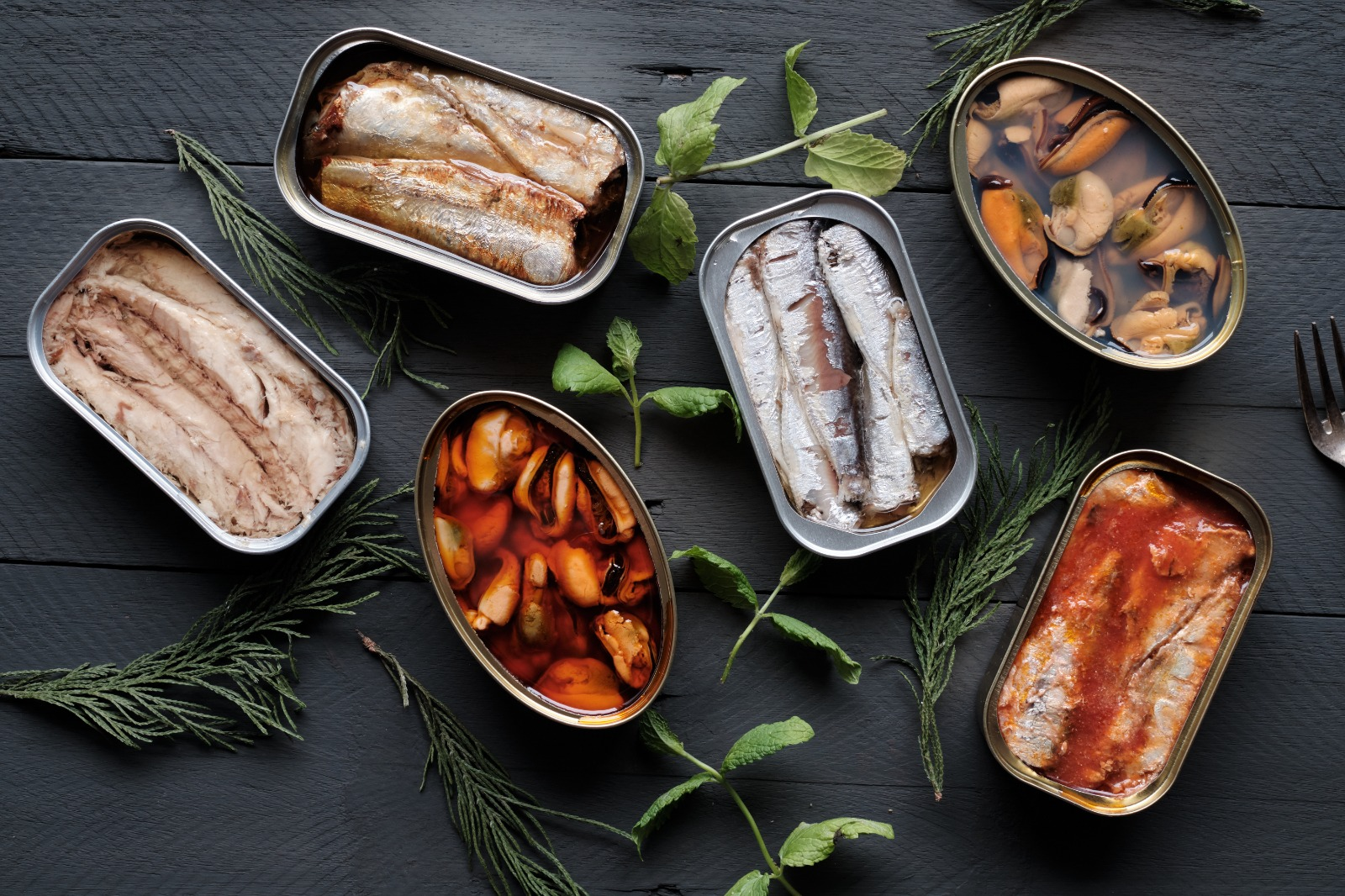 Canned Seafood The Gourmet Corp